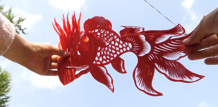 河湟工匠 | 第二十期 景陽窗花紅艷艷