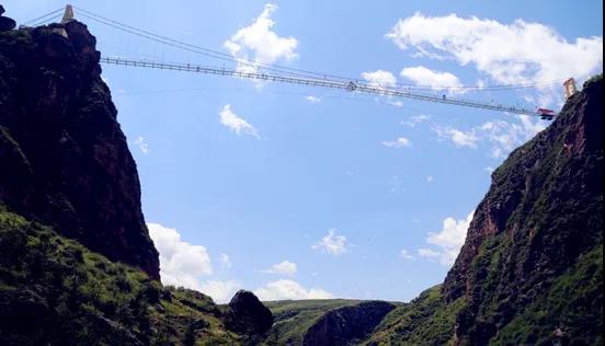 """西寧新添一座""""天空之橋""""!就在..."""
