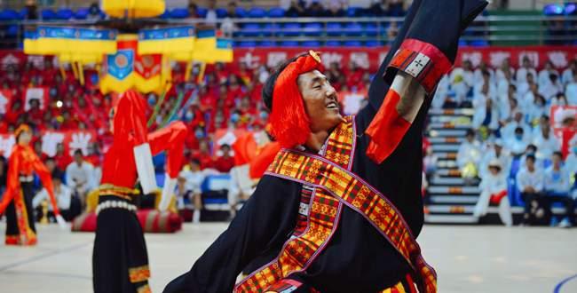 歷時75天 青海省第三屆全民健身大會閉幕