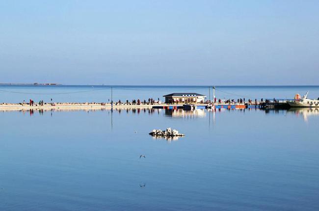 此刻的青海湖,你值得擁有