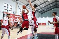 籃球——中國公開賽西寧賽區:青海建築職業技術學院隊獲季軍