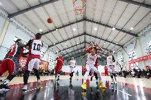 籃球——中國公開賽西寧賽區:青海BIB隊獲得冠軍