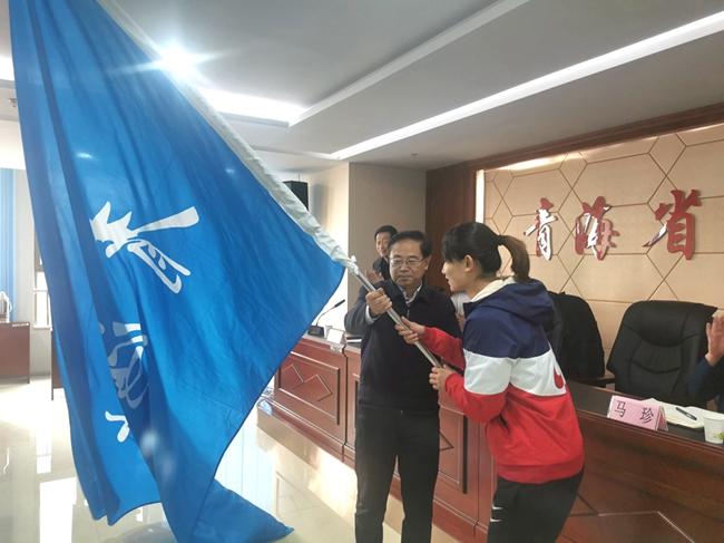 備戰第十四屆全運會 青海籃球隊正式成立