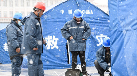 """青海""""星""""觀察丨衛星直擊青海瑪多7.4級地震"""