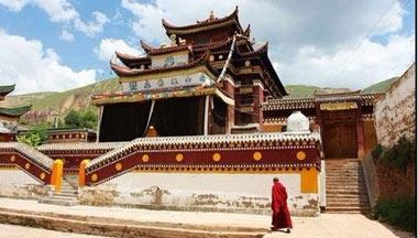 青海塔尔寺晋升国家5a级旅游景区